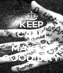 KEEP CALM AND MAKE A GOOD DAY - Personalised Poster A4 size