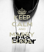 KEEP CALM AND MARRY LUISA - Personalised Poster A4 size