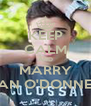KEEP CALM AND MARRY SEAN O'DONNELL - Personalised Poster A4 size