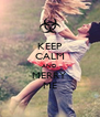 KEEP CALM AND MERRY ME - Personalised Poster A4 size