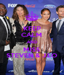 KEEP CALM AND MISS STEVEN & J.LO - Personalised Poster A4 size