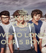 KEEP CALM AND MOVE TO LONDON WITH YOUR 5 BOYFRIENDS - Personalised Poster A4 size