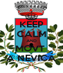 KEEP CALM AND MOVT  A NEVICÀ - Personalised Poster A4 size