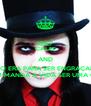 KEEP CALM AND NÃO ERA PARA SER ENGRAÇADO MAS QUEM MANDA A VIDA SER UMA COMÉDIA? - Personalised Poster A4 size