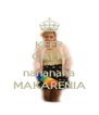 KEEP CALM AND nananana MAKARENIA - Personalised Poster A4 size