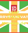 KEEP CALM AND Novelas de 1D - Personalised Poster A4 size