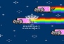KEEP CALM AND NYAN CAT EVERYDAY - Personalised Poster A4 size