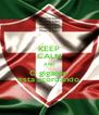 KEEP CALM AND O gigante  esta acordando  - Personalised Poster A4 size