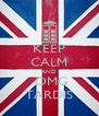 KEEP CALM AND  OMG TARDIS - Personalised Poster A4 size