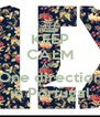 KEEP CALM AND One direction in Portugal - Personalised Poster A4 size