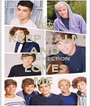 KEEP CALM AND ONE DIRECTION LOVES ME  - Personalised Poster A4 size