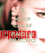 KEEP CALM AND PAOLA BRACHO - Personalised Poster A4 size