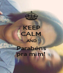 KEEP CALM AND Parabéns pra mim! - Personalised Poster A4 size