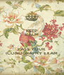 KEEP CALM AND PASS YOUR ICONOGRAPHY EXAM - Personalised Poster A4 size