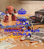 KEEP CALM AND PERFECT GRADE GUNPLA - Personalised Poster A4 size