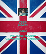 KEEP CALM AND PICTURE HARRY COVERED IN CHEESE - Personalised Poster A4 size