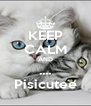 KEEP CALM AND .... Pisicutee - Personalised Poster A4 size