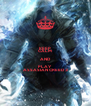 KEEP CALM AND PLAY ASSASIAN CREED 3 - Personalised Poster A4 size