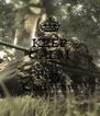 KEEP CALM AND Play Cod waw - Personalised Poster A4 size