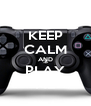 KEEP CALM AND PLAY ME - Personalised Poster A4 size
