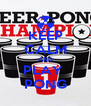 KEEP CALM AND PLAY  PONG - Personalised Poster A4 size