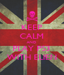 KEEP CALM AND PLAY PS3 WITH ELIEN - Personalised Poster A4 size