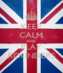 KEEP CALM AND PLAY ROUNDERS - Personalised Poster A4 size