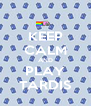 KEEP CALM AND PLAY TARDIS - Personalised Poster A4 size
