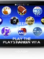 KEEP CALM AND PLAY THE PLAYSTATION VITA - Personalised Poster A4 size