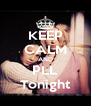 KEEP CALM AND PLL Tonight - Personalised Poster A4 size