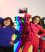 KEEP CALM AND POSE ON - Personalised Poster A4 size
