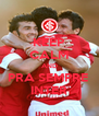 KEEP CALM AND PRA SEMPRE  INTER - Personalised Poster A4 size