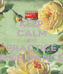 KEEP CALM AND PRACTICE IRISH DANCE - Personalised Poster A4 size