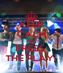 KEEP CALM AND PRESS  THE PLAY! - Personalised Poster A4 size