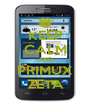 KEEP CALM AND PRIMUX ZETA - Personalised Poster A4 size