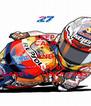 KEEP CALM AND PROUD BE CASEY STONER FANS - Personalised Poster A4 size