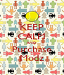 KEEP CALM AND Purchase Modz - Personalised Poster A4 size