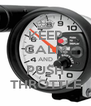 KEEP CALM AND PUSH THROTTLE - Personalised Poster A4 size