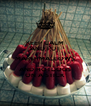 KEEP CALM AND PUT MARSHMALLOWS AND HOTDOGS ON A STICK - Personalised Poster A4 size