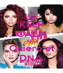 KEEP CALM AND Quiero el DNA - Personalised Poster A4 size