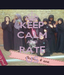 KEEP CALM AND RATE US - Personalised Poster A4 size