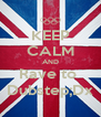 KEEP CALM AND Rave to  Dubstep;Dx - Personalised Poster A4 size