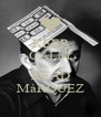 KEEP CALM AND READ MàRQUEZ - Personalised Poster A4 size