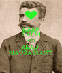 KEEP CALM AND READ  MAUPASSANT - Personalised Poster A4 size