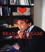 KEEP CALM AND READ MURAKAMI HARUKI - Personalised Poster A4 size