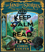 KEEP CALM AND READ TLOS - Personalised Poster A4 size