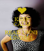 KEEP CALM AND READ UNNI  LINDELL - Personalised Poster A4 size