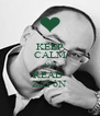 KEEP CALM AND READ  ZAFòN - Personalised Poster A4 size