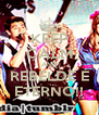 KEEP CALM AND REBELDE É ETERNO!! - Personalised Poster A4 size
