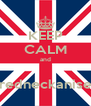 KEEP CALM and  redneckanise - Personalised Poster A4 size